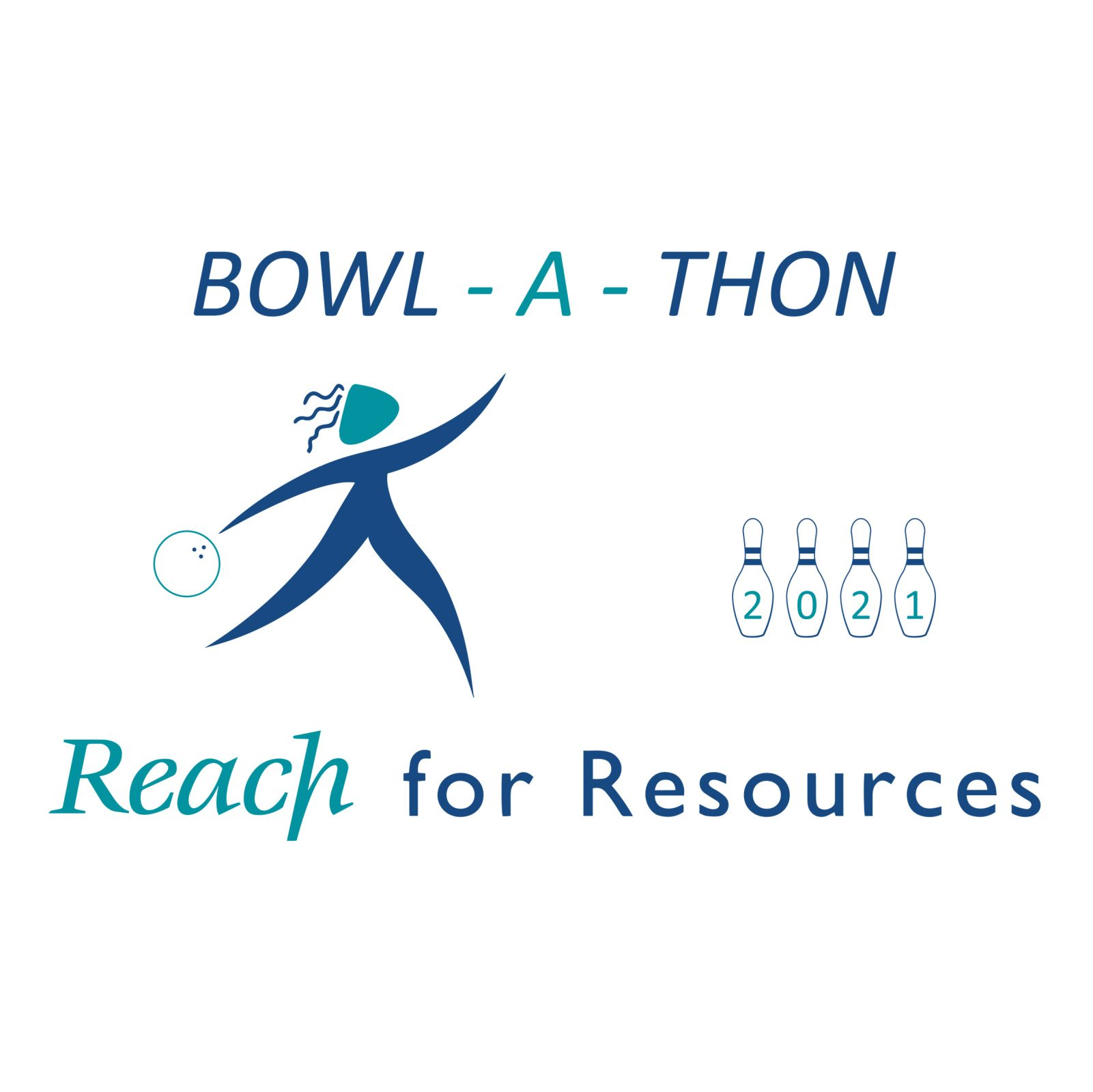 Bowl-A-Thon logo for 2021