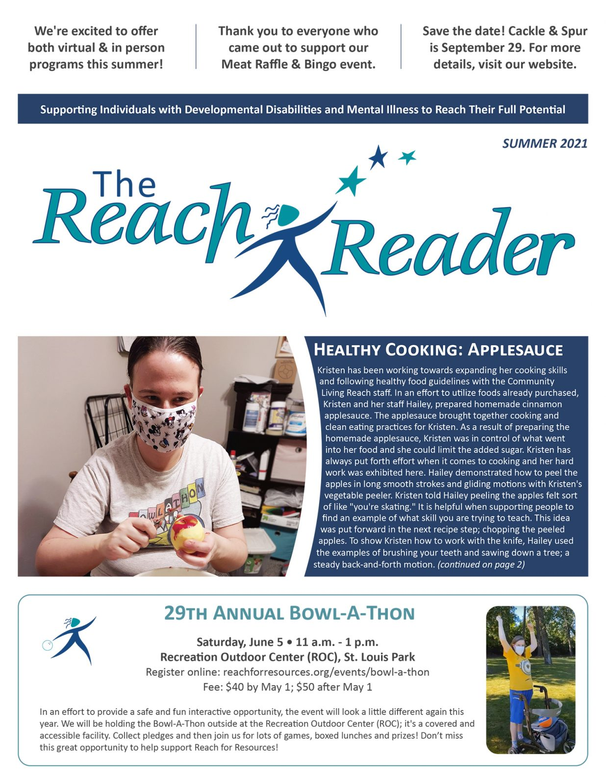 Summer 2021 Reach Reader