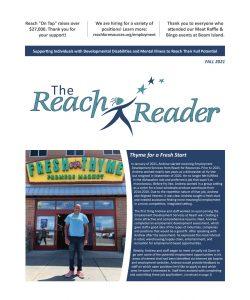 Fall Reach Reader Cover