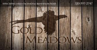 Gold Meadow Hunting Logo