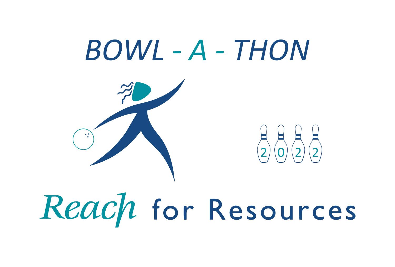 2022 Bowl-A-Thon Logo White background