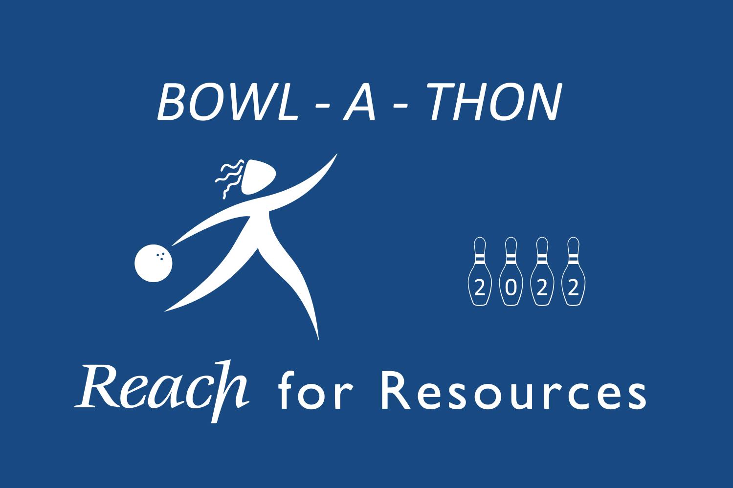 2022 Bowl-A-Thon Logo